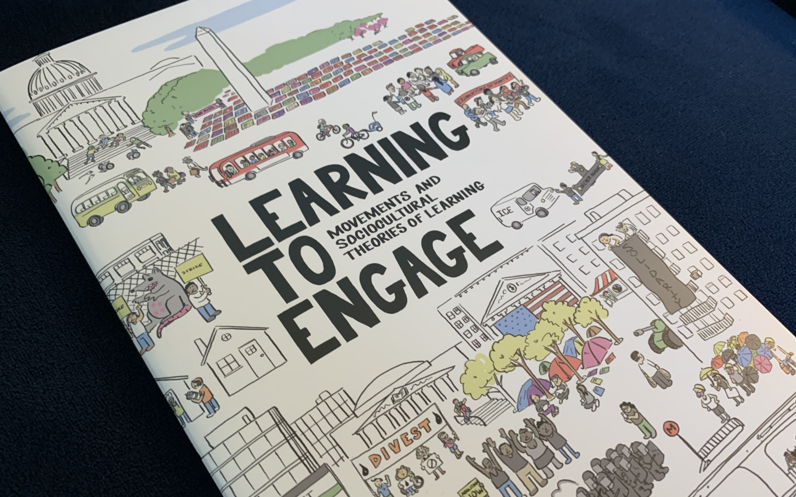 cover of the Learning to Engage comics